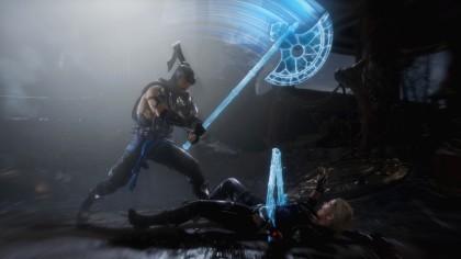 Mortal Kombat 11 игра