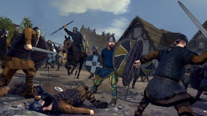 Total War Saga: Thrones of Britannia игра