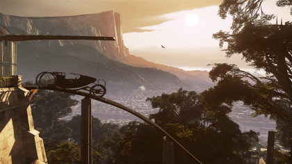 Скриншоты Dishonored 2