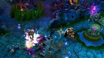 Скриншоты League of Legends