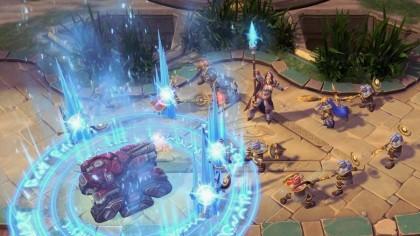 Heroes of the Storm игра