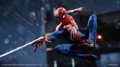 Spider-Man (2018) игра