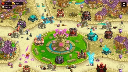 Скриншоты Kingdom Rush: Vengeance