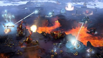 Скриншоты Warhammer 40.000: Dawn of War III