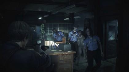 Resident Evil 2 Remake игра