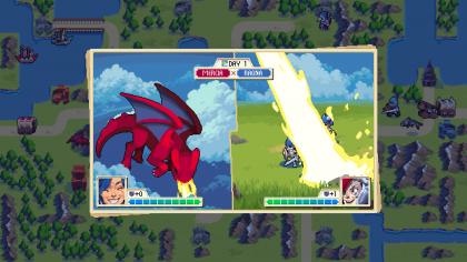 Скриншоты WarGroove