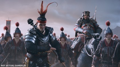 Total War: Three Kingdoms игра
