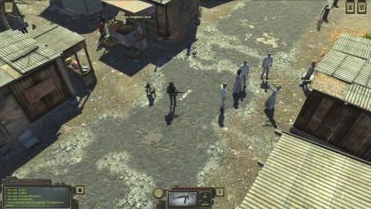 ATOM RPG: Post-apocalyptic indie game скриншоты