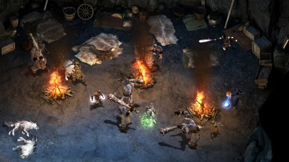 Скриншоты Pillars of Eternity: The White March
