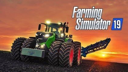 Farming Simulator 19 игра