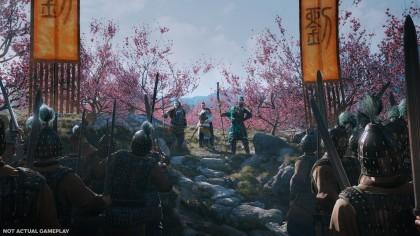 Total War: Three Kingdoms скриншоты