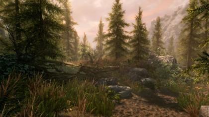 Скриншоты The Elder Scrolls V: Skyrim Special Edition