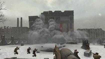 Call of Duty 2 игра