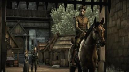 Скриншоты Game of Thrones - A Telltale Games Series