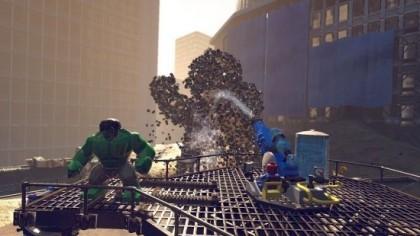 LEGO Marvel Super Heroes игра