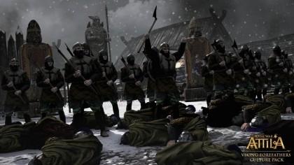 Total War: Attila игра