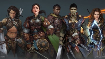 Pathfinder: Kingmaker скриншоты