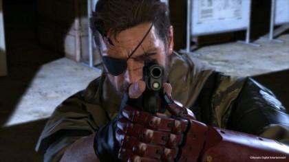 Metal Gear Solid V: The Phantom Pain игра