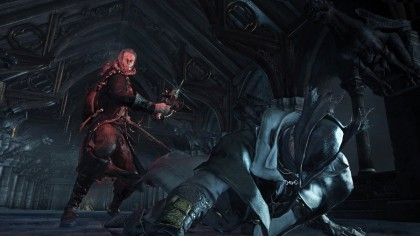 Bloodborne игра