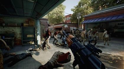 Overkill's The Walking Dead игра