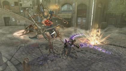Скриншоты Bayonetta
