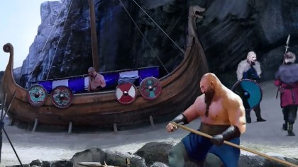Expeditions: Viking игра