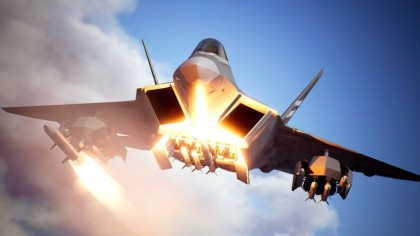 Ace Combat 7: Skies Unknown игра