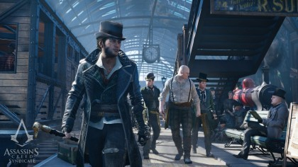 Assassin's Creed Syndicate игра
