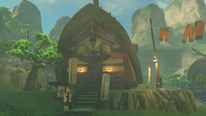 игра The Legend of Zelda: Breath of the Wild
