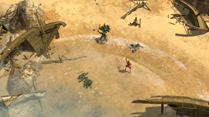 Скриншоты Titan Quest: Anniversary Edition