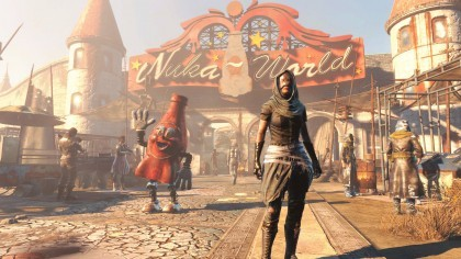 Fallout 4 Nuka-World игра