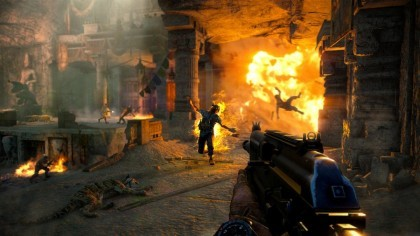 Dying Light: The Following игра