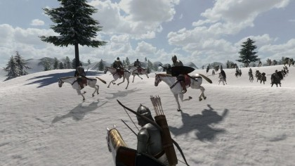 Скриншоты Mount & Blade: Warband - Viking Conquest