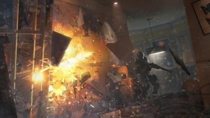 Скриншоты Tom Clancy's Rainbow Six: Siege