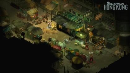 Скриншот Shadowrun: Hong Kong