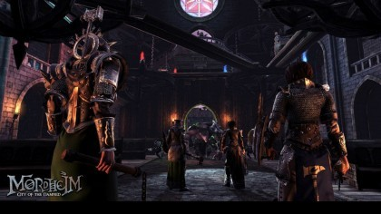 Mordheim: City of the Damned игра