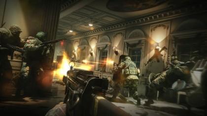 игра Tom Clancy's Rainbow Six: Siege