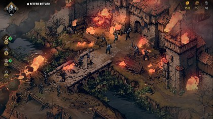 Скриншоты Thronebreaker: The Witcher Tales