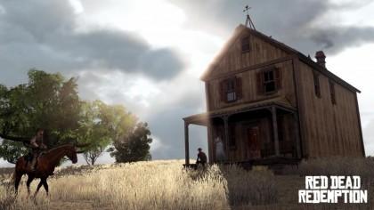 Скриншоты Red Dead Redemption