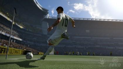Скриншоты FIFA 17
