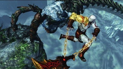 God of War III Remastered игра
