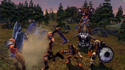 Скриншоты Heroes of Might and Magic V: Tribes of the East