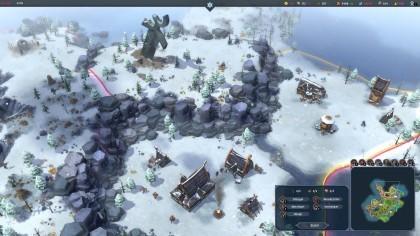 Скриншоты Northgard