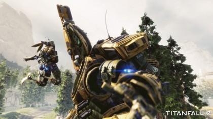 Скриншоты Titanfall 2