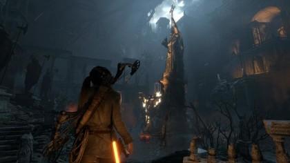 Rise of the Tomb Raider игра
