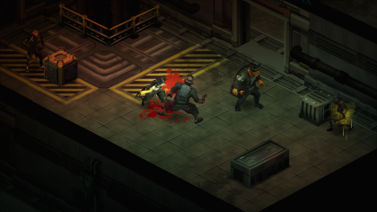 Shadowrun Returns: Dragonfall скриншоты