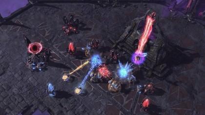Starcraft II: Legacy of the Void игра