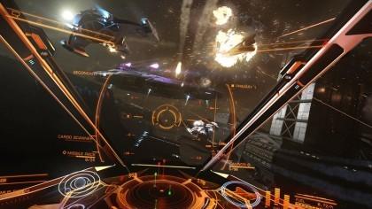 Скриншоты Elite: Dangerous