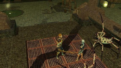 Скриншоты Neverwinter Nights