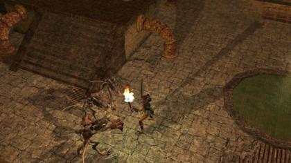 Скриншоты Neverwinter Nights